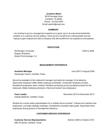 Functional Cv by How To Write A Functional Resume With Sle Resumes