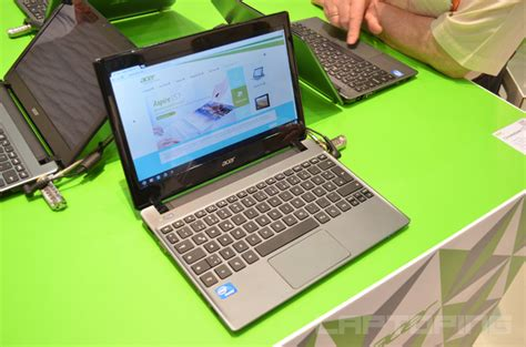 Asus Laptop With Intel Celeron 1007u Processor Review acer chromebook c710 gets cpu ugrade to intel celeron 1007u laptoping windows laptop