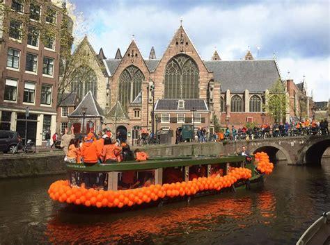 boten feest curacao koningsdag friendship amsterdam