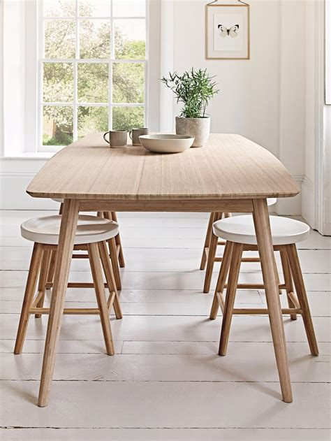 Scandinavian Dining Table And Chairs Scandinavian Style Dining Room Furniture Homegirl