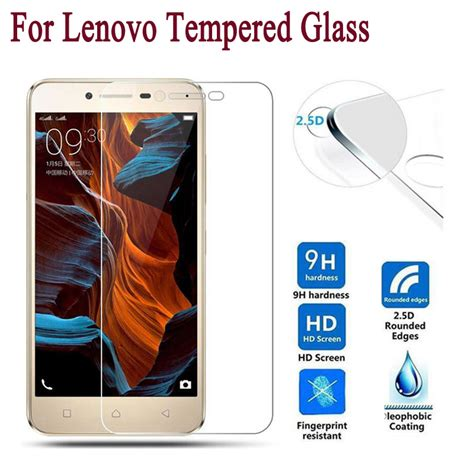 Lenovo Vibe K3 Note Screen Protector Tempered Glass 9h 2 5d tempered glass for lenovo vibe z90 s1 k3 note