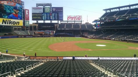 Citi Field Section 123 Rateyourseats Com