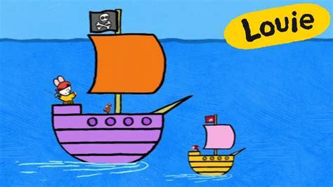 barco pirata kidd barco pirata louie dibujame un barco pirata dibujos