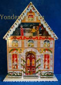 advent calender house calendar template 2016