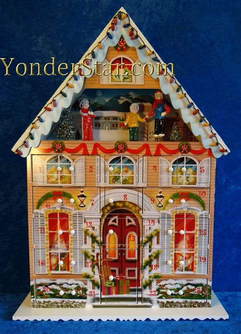 advent calender house calendar template 2016
