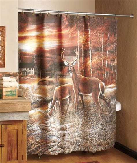 deer bathroom decor woodland tranquil deer buck bath bathroom collection cabin