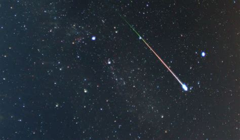Meteor Shower Chicago by Pretty Prolific Meteor Shower On Wednesday