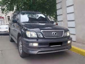 2007 Lexus Lx 2007 Lexus Lx470 Pictures 4 7l Gasoline Automatic For Sale