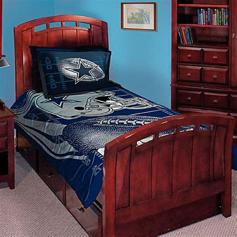 dallas cowboys twin comforter nfl dallas cowboys twin full comforter set bed bath beyond