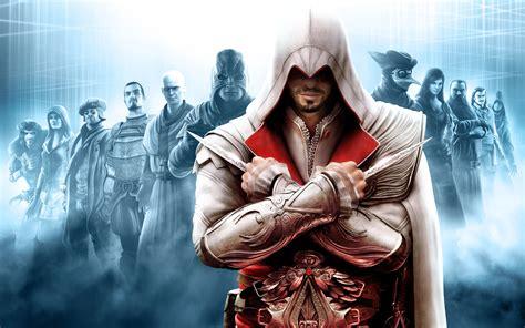 brotherhood in assassins creed brotherhood wallpaper wallpaper high