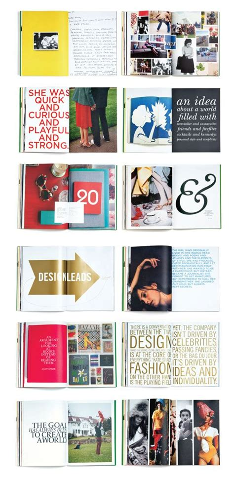 story book layout design 15 best kate spade graphic design images on pinterest