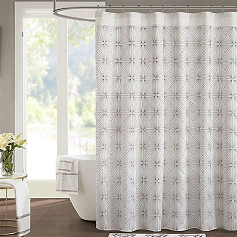 84 shower curtain buy jla coty 72 inch x 84 inch shower curtain from bed