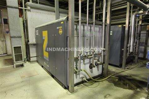 air compressor atlas copco oil  zr  vsd capacity