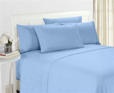 super soft bed sheets hotel super soft 6 piece bed sheet set deep pockets