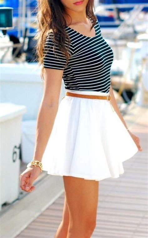 imagenes de faldas blancas largas moda faldas blancas