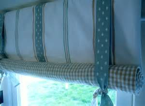 How Blind Grasshoppers Interiors How To Make A Rolled Up Blind