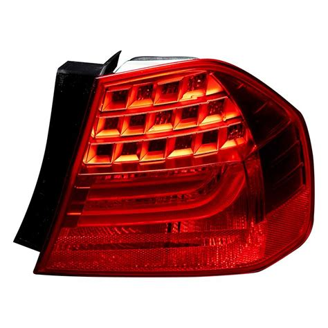 2009 bmw 328i rear tail light fits bmw 3 series e90 magneti rear l right os driver