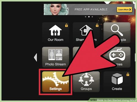 How To Find On Imvu How To Get Started Using Imvu With Pictures Wikihow