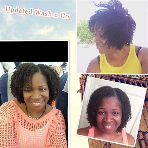 my wash n go the natural mane my updated wash n go wetline xtreme gel natural hair