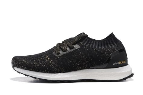 Sepatu Adidas Ultra Boost Uncaged Black Premium Quality adidas ultra boost uncaged black yellow