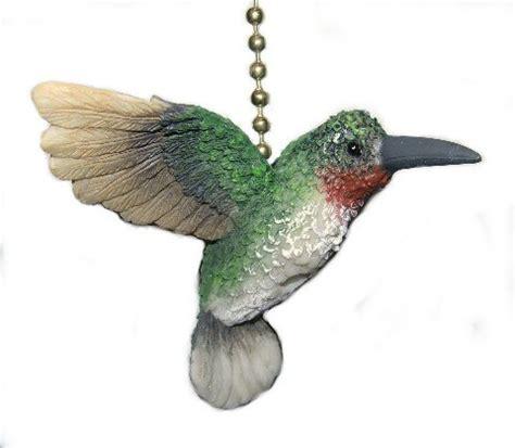 Hummingbird Fan Pull 833254000959 Toolfanatic Com