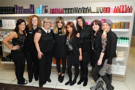 haircut edinburgh cheap regis spa salon celebrates its 1st birthday