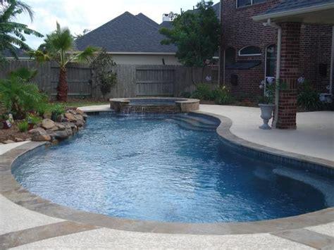 Backyard Pools Houston 45 50k Pool Prices Platinum Pools