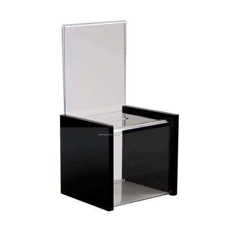 Promo Promo Box Akrilik Box Acrylic Box Display Figure Kotak Ka clear acrylic mini suggestion box china wholesale clear