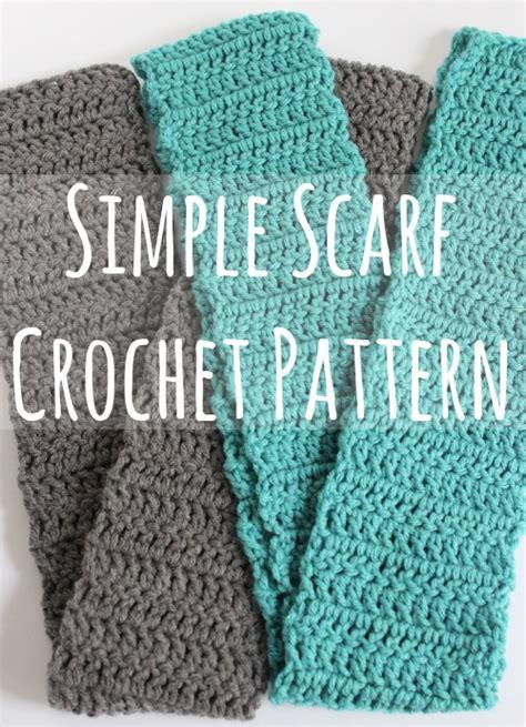 easy crochet patterns for beginners video