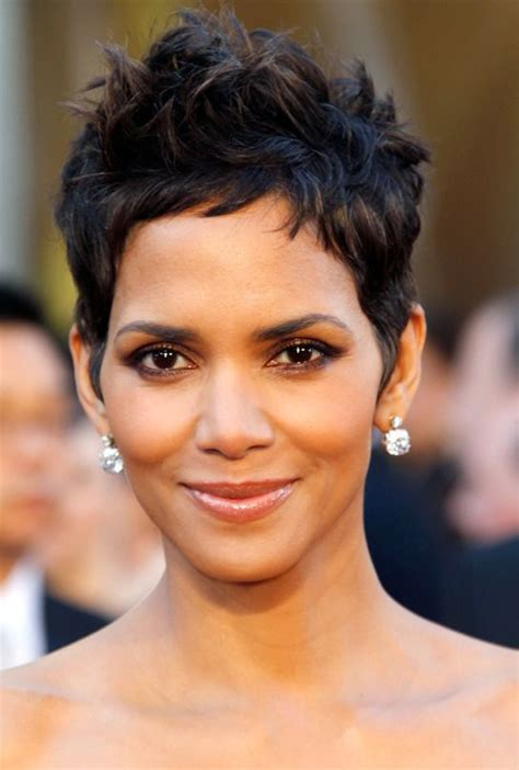 back view of halle berry hair 17 best ideas about halle berry haircut on pinterest