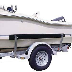 boat trailer guide accessories boat trailer bunk board guide on rail guides 5 long makes