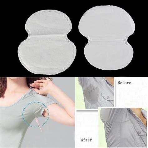 30pcs underarm armpit sweat pads shield absorbing anti perspiration odour dress
