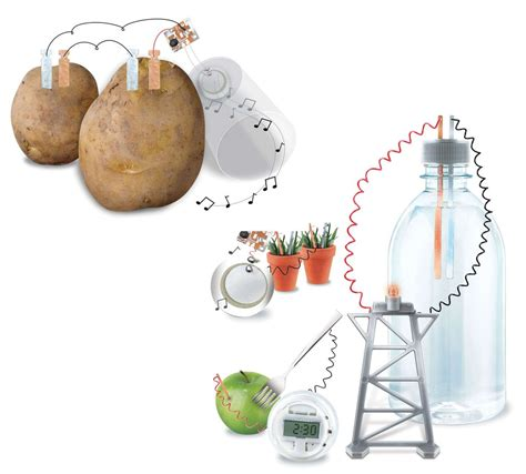 enviro battery green science kit by 4m kidz labs