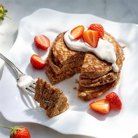 whole grain yogurt pancakes cinnamon multigrain yogurt pancakes