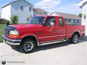 1993 ford f 150 information and photos zombiedrive