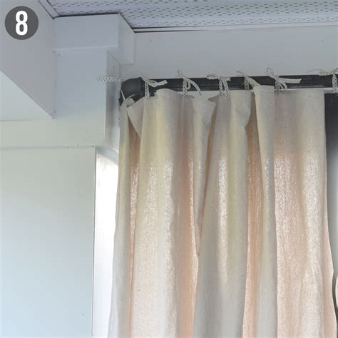 dropcloth curtains diy drop cloth outdoor curtains