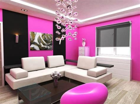 Home Interiors Colors 15 Solid Color Living Rooms With Wall Paintings Rilane