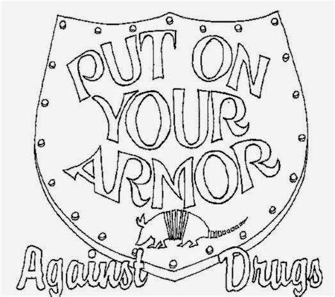 drug awareness coloring sheets printable coloring pages