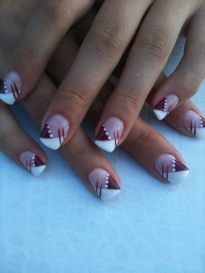 Modele Ongle Gel Naturel by De Iloupitchou Page 46 D 233 Co D Ongle En Gel Nail