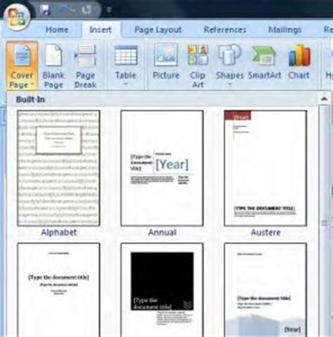 how to make a cover page in excel file techyv