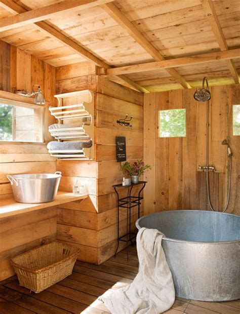 Country Home Bathroom Ideas Farmhouse Indecora