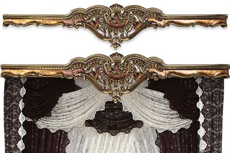 elegant drapery rods elegant curtain rod covers eva series
