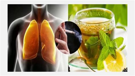 Detox Tea After Quitting by After Quitting How To Clean Lungs This Amazing