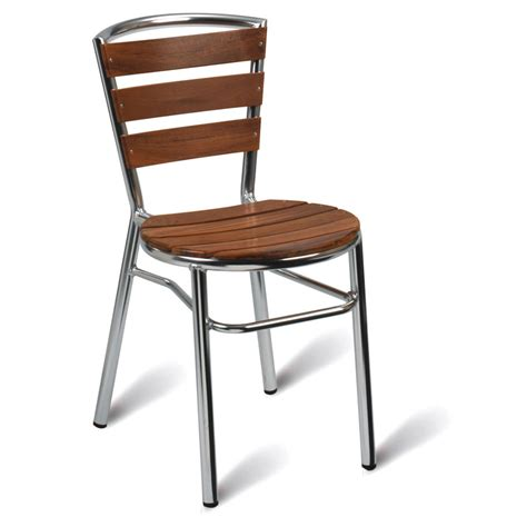 outdoor cafe furniture teak outdoor cafe chair