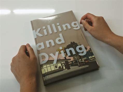 killing and dying adrian tomine mundo fantasma