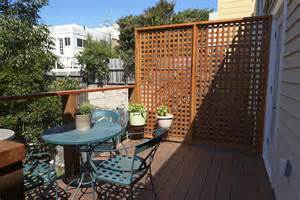 Apartment Balcony Railing Privacy Covers Balcony Privacy Screen Ideas With Beautiful Appearance