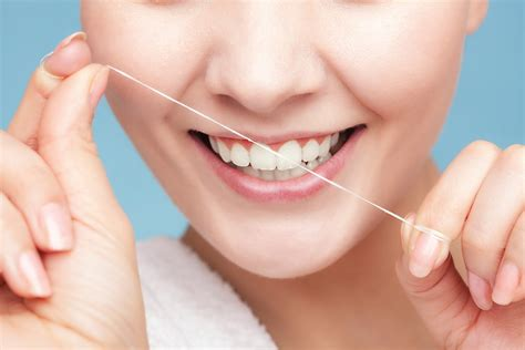 diy dental care how to floss your teeth
