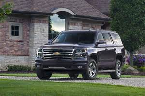 2015 chevrolet tahoe z71 2015 suburban z71 gm authority