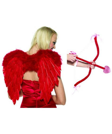 valentines costume cupid kit deluxe costume accessory costume