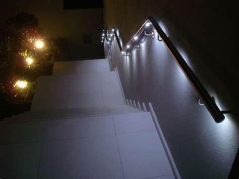 beleuchtung im handlauf beispiele f 252 r flexo handl 228 ufe mit led beleuchtung im